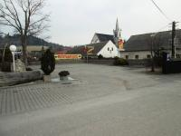 parkoviště (Pronájem restaurace 260 m², Miličín)
