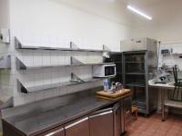 kuchyně (Pronájem restaurace 260 m², Miličín)