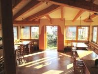 zimní zahrada interiér (Pronájem restaurace 260 m², Miličín)