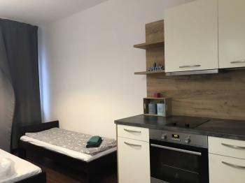 Prodej bytu Garsoniéra v osobním vlastnictví 29 m², Praha 8 - Karlín