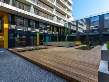 Pronájem bytu 2+kk v osobním vlastnictví 62 m², Praha 8 - Karlín