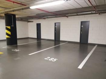 Pronájem garážového stání 8 m², Praha 8 - Karlín