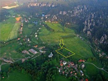 Prodej pozemku, 8196 m2, Adršpach