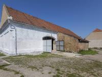 pohled zezadu - Prodej zemědělského objektu 295 m², Krabčice