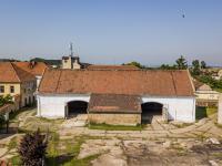 letecký pohled  - Prodej zemědělského objektu 295 m², Krabčice
