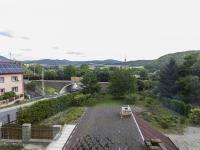 výhled z patra - Prodej domu v osobním vlastnictví 162 m², Prackovice nad Labem