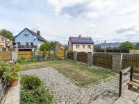 terasa - Prodej domu v osobním vlastnictví 162 m², Prackovice nad Labem