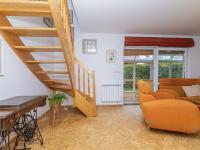 Vstup do obývacího pokoje - Prodej domu v osobním vlastnictví 151 m², Krabčice