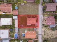 Celkový pohled na dům - Prodej domu v osobním vlastnictví 151 m², Krabčice