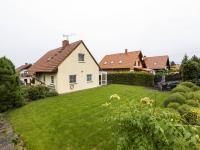 Zahrada 470m2 - Prodej domu v osobním vlastnictví 151 m², Krabčice
