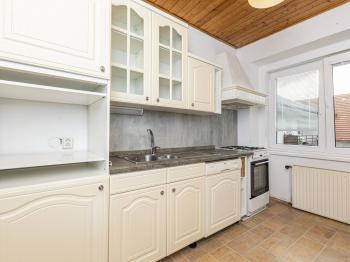 Kuchyň - Pronájem bytu 3+1 v osobním vlastnictví 96 m², Roudnice nad Labem