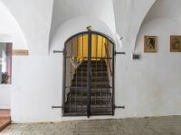 Zabezpečený vchod k bytu - Pronájem bytu 3+1 v osobním vlastnictví 96 m², Roudnice nad Labem