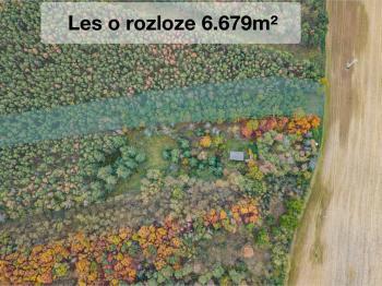 Prodej pozemku 6769 m², Záluží