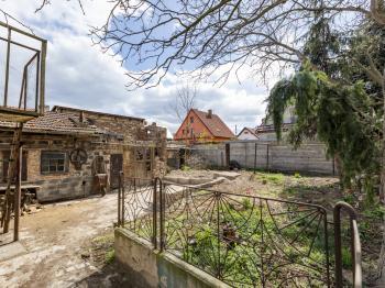 Zahrada - Prodej domu v osobním vlastnictví 82 m², Dobříň