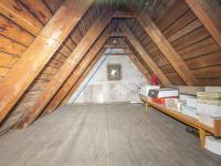 Půda - Prodej domu v osobním vlastnictví 83 m², Luby