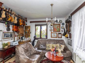 1.NP 1. pokoj  - Prodej domu v osobním vlastnictví 83 m², Luby