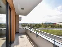 1. balkon  - Prodej bytu 2+kk v osobním vlastnictví 63 m², Praha 4 - Kamýk