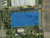 rozdělení pozemku a IS - Prodej pozemku 1277 m², Luštěnice