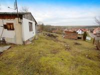 pohled na pozemek s chatou - Prodej chaty / chalupy 51 m², Blevice