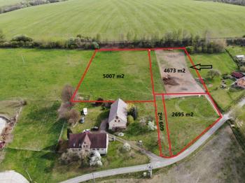 Prodej pozemku 4876 m², Liberec