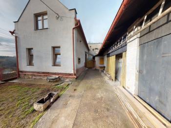 zahrada  - Prodej domu v osobním vlastnictví 148 m², Klášter Hradiště nad Jizerou
