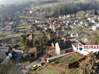 pohled na pozemek s výhledem - Prodej domu v osobním vlastnictví 148 m², Klášter Hradiště nad Jizerou