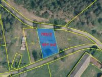 Prodej pozemku 991 m², Vyšší Brod