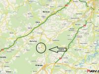 Jince na mapě - Prodej bytu 3+kk v osobním vlastnictví 84 m², Jince