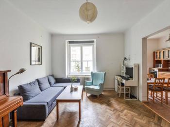 Prodej bytu 3+kk v osobním vlastnictví, 75 m2, Praha 5 - Smíchov