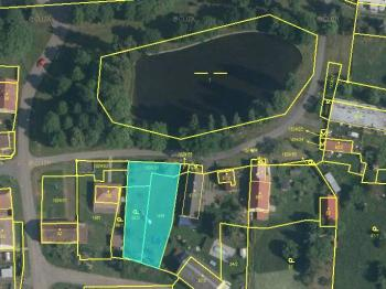 Prodej pozemku 1019 m², Pšov