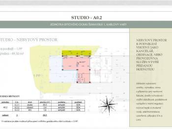 Prodej výrobních prostor 89 m², Karlovy Vary