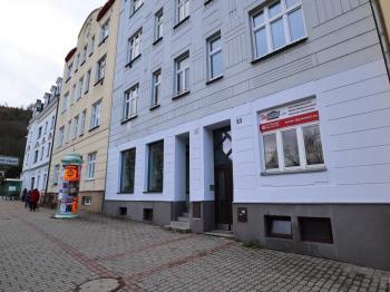 Prodej komerčního prostoru (kanceláře) v osobním vlastnictví, 55 m2, Karlovy Vary