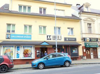 Obchodní prostory na pronájem, Karlovy Vary (Rybáře)