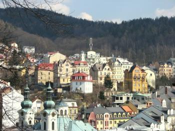 Prodej bytu 3+kk v osobním vlastnictví, 88 m2, Karlovy Vary