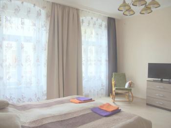 Prodej bytu 1+1 v osobním vlastnictví, 48 m2, Karlovy Vary