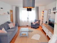 Obývací pokoj - Prodej domu v osobním vlastnictví 160 m², Dub nad Moravou