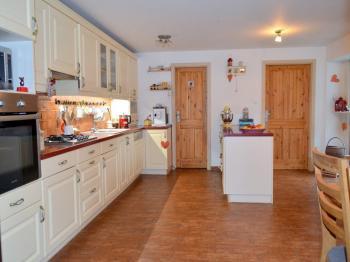 Kuchyně - Prodej domu v osobním vlastnictví 160 m², Dub nad Moravou