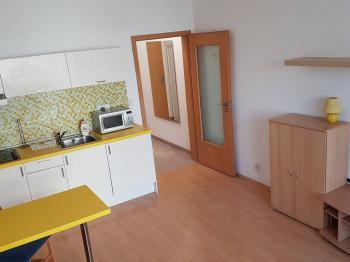 Pronájem bytu 1+kk v osobním vlastnictví, 32 m2, Praha 5 - Motol